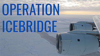 Link to the Operation IceBridge gallery page.