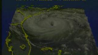 Link to Recent Story entitled: Hurricane Hugo from AVHRR: September 21, 1989 (Dark)