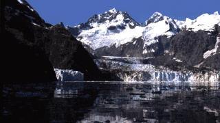 Link to Recent Story entitled: Glacier Bay, Alaska, from the Ground, Air and Space