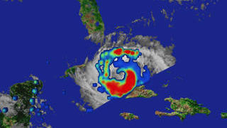 Link to Recent Story entitled: Hurricane Georges from TRMM: September 27, 1998