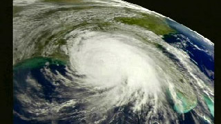 Link to Recent Story entitled: Final SeaWiFS Image of Hurricane Georges September 27, 1998