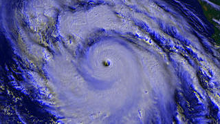 Link to Recent Story entitled: Hurricane Linda from GOES: September 11, 1997 (Zoom In)