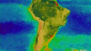 Link to Recent Story entitled: South America: Showing the Changing Seasons