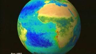 Link to Recent Story entitled: SeaWiFS Biosphere: Rotating Globe