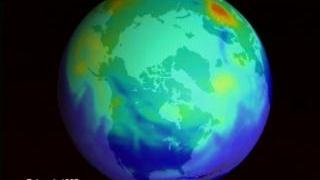 The ozone measurements from the Earth Probe Total Ozone Mapping Spectrometer (TOMS) for February 1, 1997 through May 31, 1997