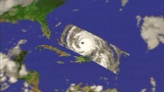 Link to Recent Story entitled: Hurricane Floyd from TRMM: September 13, 1999