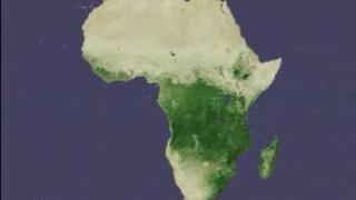 Link to Recent Story entitled: Seasonal NDVI for Africa: 1981-2000 Averaged, With Month Notation