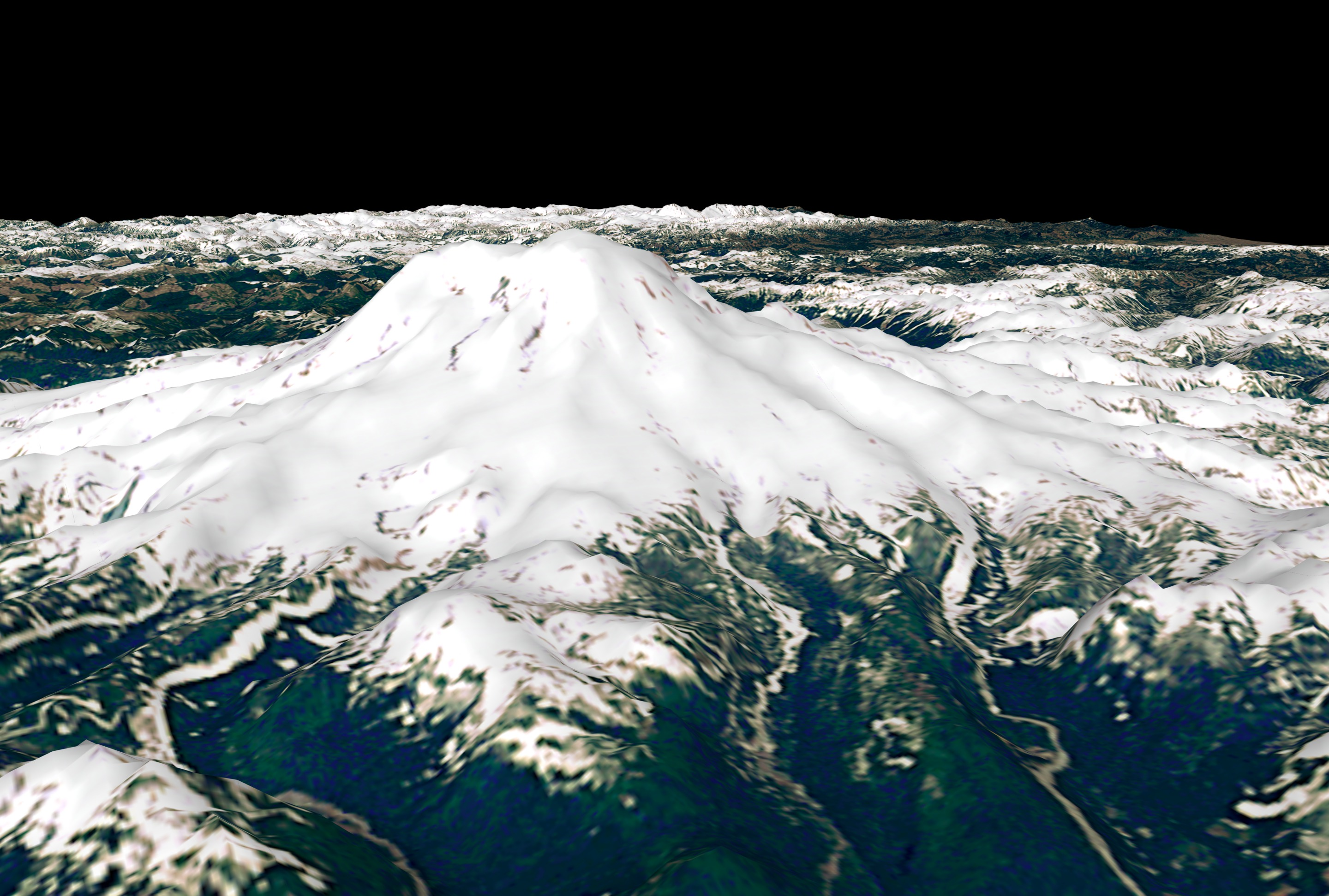 mount rainier black personals Ascending to 14,410 feet above sea level, mount rainier stands as an icon in the washington landscape an active volcano, mount rainier is the most glaciated peak in the contiguous usa, spawning six major rivers subalpine wildflower meadows ring the icy volcano while ancient forest cloaks mount.