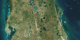 This visualization is of Orlando, Florida