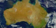 Long tour over Australia using SeaWiFS imagery