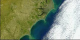 Panning along the North Carolina coast, from SeaWiFS imagery
