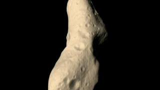 Link to Recent Story entitled: NEAR Views the Asteroid Eros ('True' Color)
