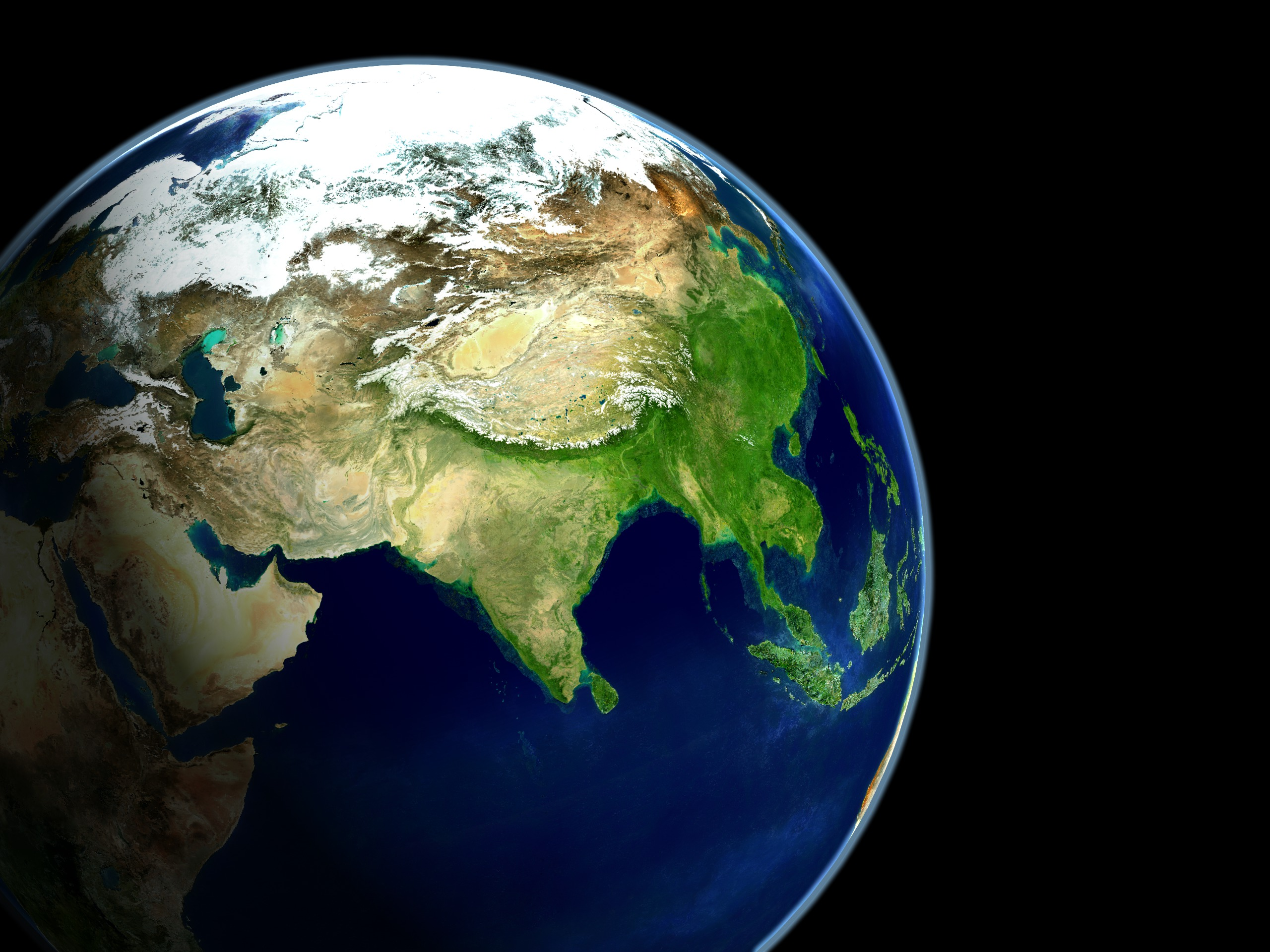 On The Globe India: SVS: Dhaka, Bangladesh Urban Growth