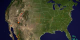 This animation shows fires detected over the United States from 5-1-2002 through 8-20-2002.