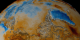 A high resolution image of the 20-Year Spring Seasonal Surface Temperature Trend