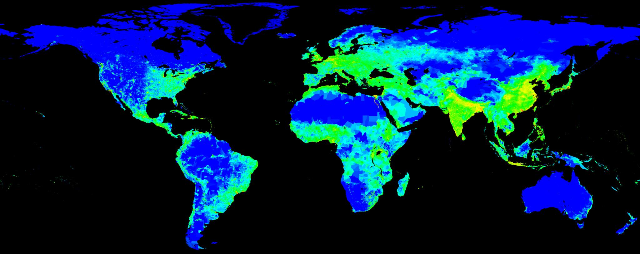 Factors that Affects Population Distribution