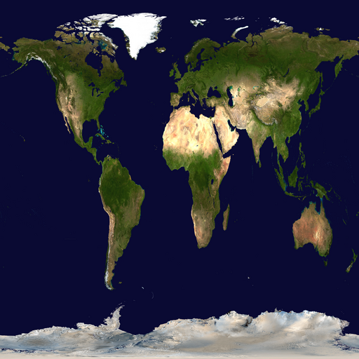 earth map nasa - photo #13