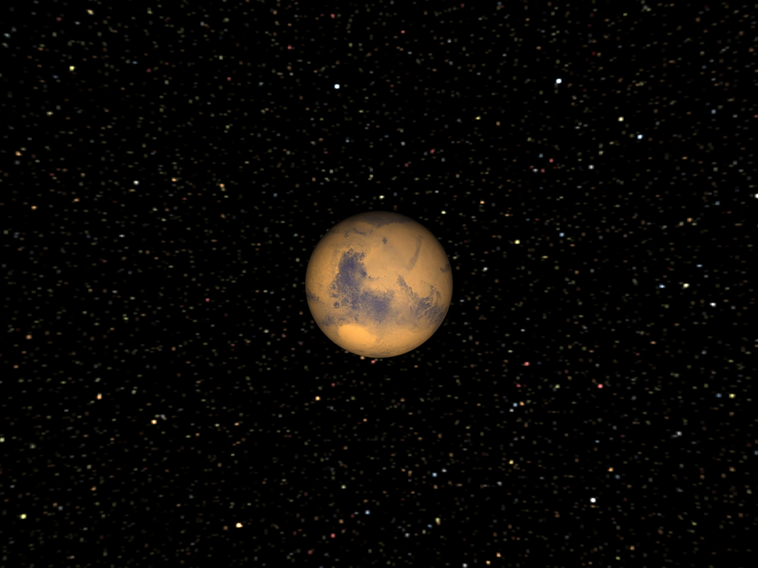 the smallest planet - HD1536×1152