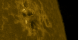 TRACE ultraviolet view of AR 10720