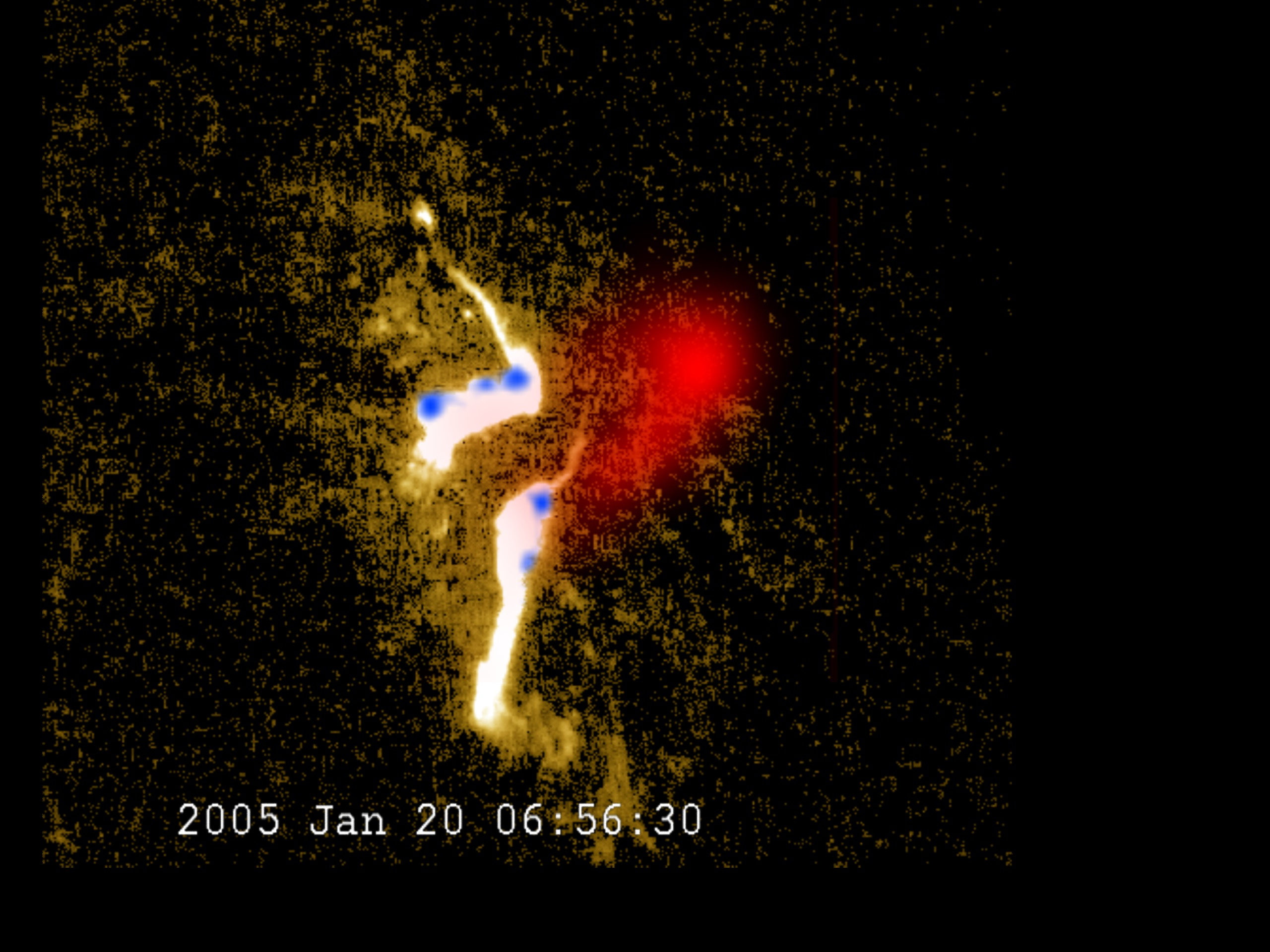 The Sun Just Erupted The Biggest Solar Flare in 12 Years ...  |2005 Solar Flare