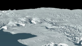 Link to Recent Story entitled: MODIS Mosaic of Antarctica view of Pine Island and Thwaites Glacier
