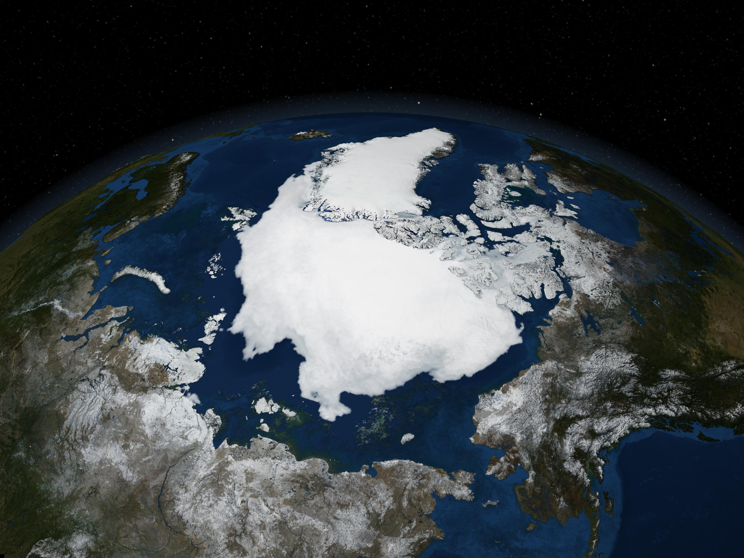 Русская весна в Арктике