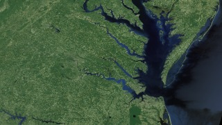 Link to Related Story entitled: Chesapeake Bay Landsat-7 Mosaic