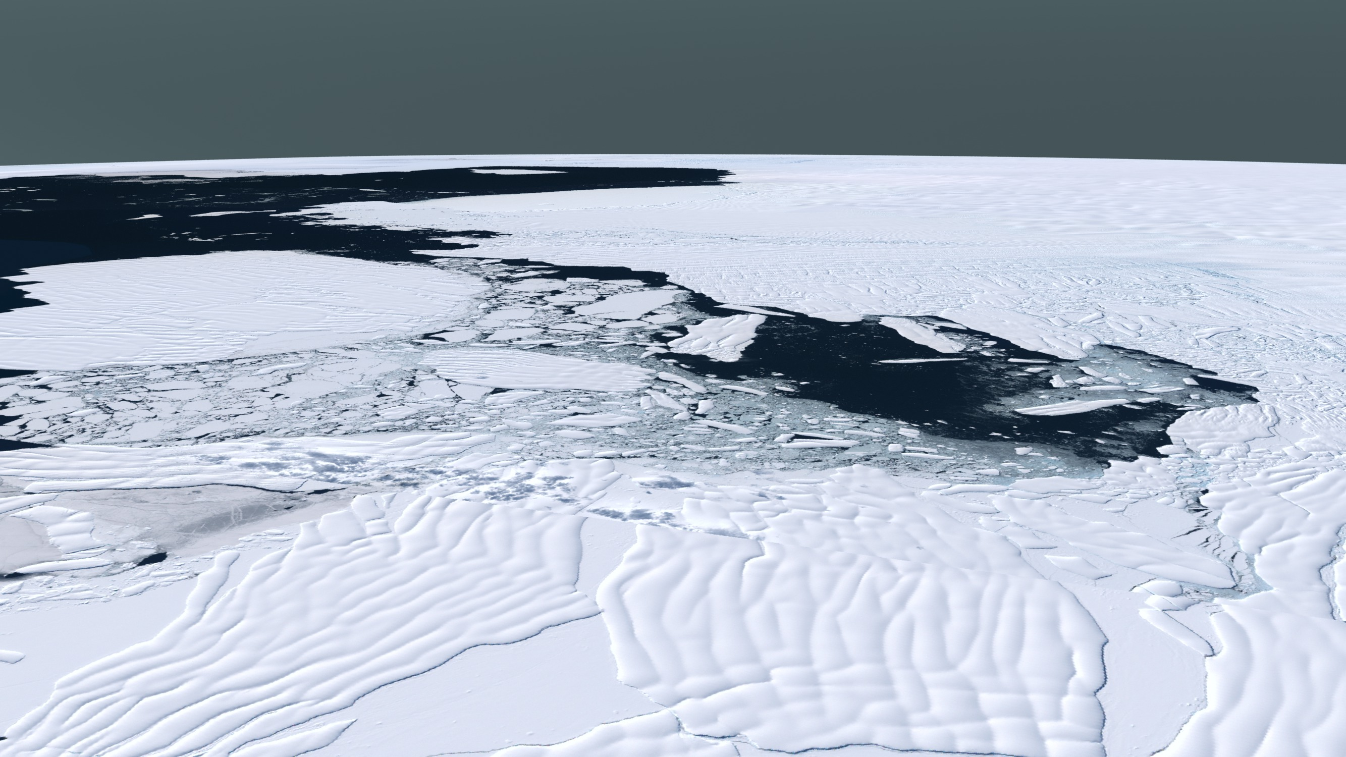 pine island glacier is the largest sheet The pine island glacier is one of the largest in west antarctica, a region that is currently antarctica's biggest ice loser pine island, which loses an extraordinary 45 billion tons of ice to.