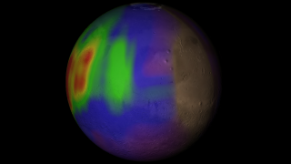 Link to Recent Story entitled: Methane Plume on Mars