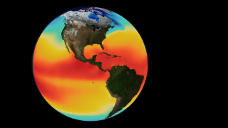Link to Related Story entitled: Sea Surface Temperature, Salinity and Density