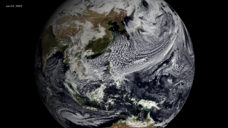 Link to Recent Story entitled: GEOS-5 Modeled Clouds at 3.5-km Global Resolution
