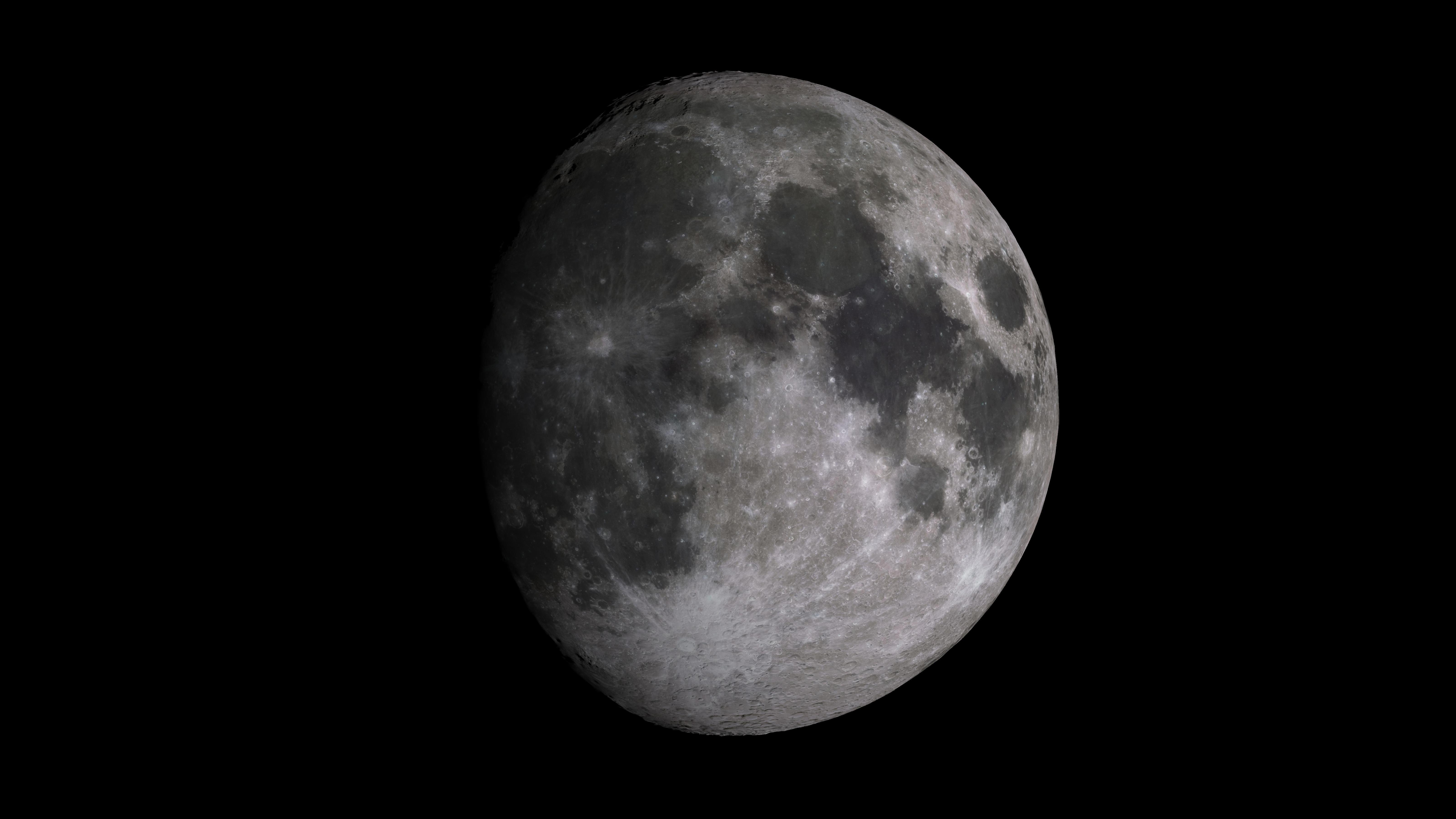 Svs Lro Lola Lunar South Pole Flyover