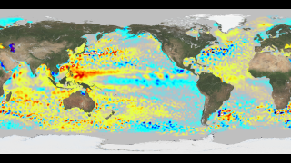 Link to Recent Story entitled: 2009 El Niño & 2010 La Niña (Science On a Sphere Version)