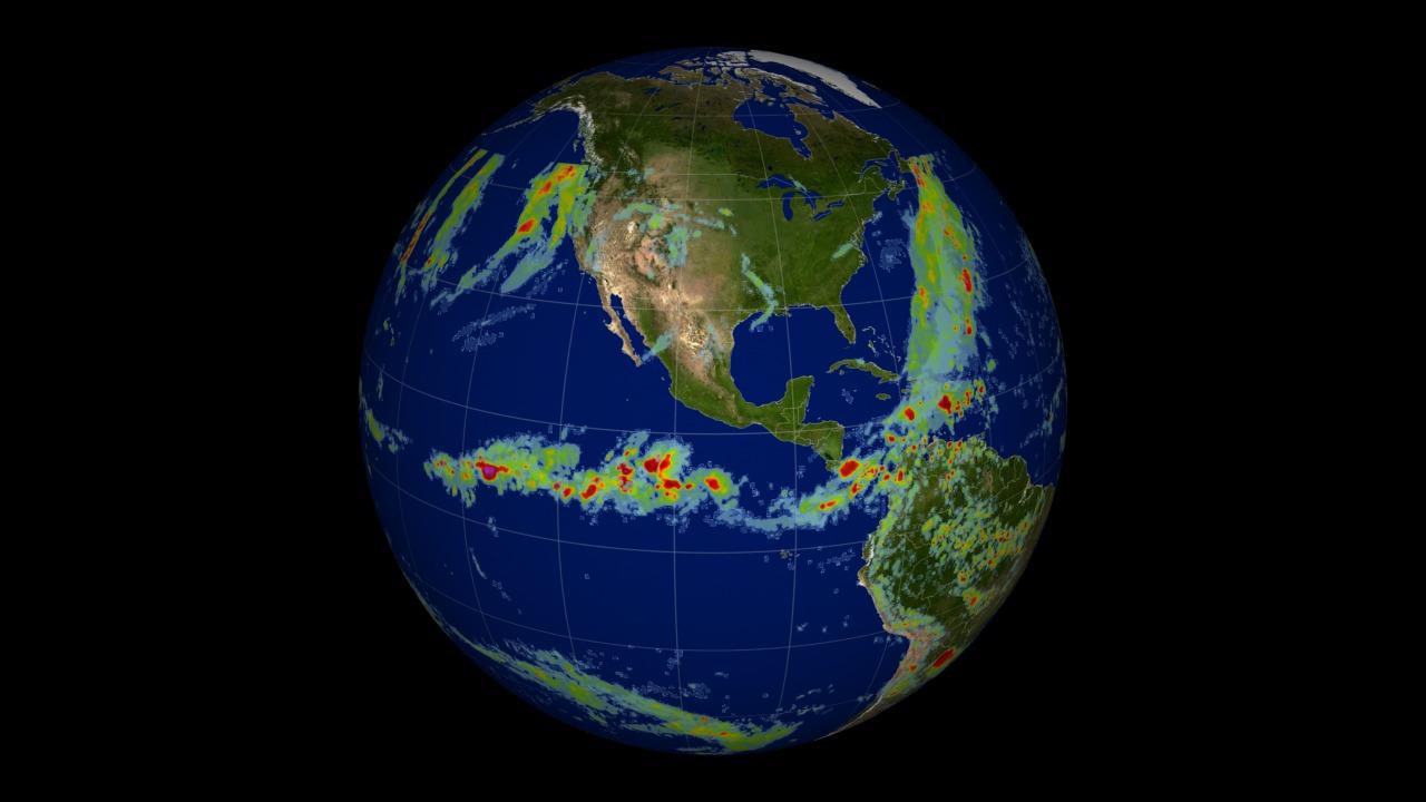 SVS: NASA Builds Global Precipitation Measurement (GPM)