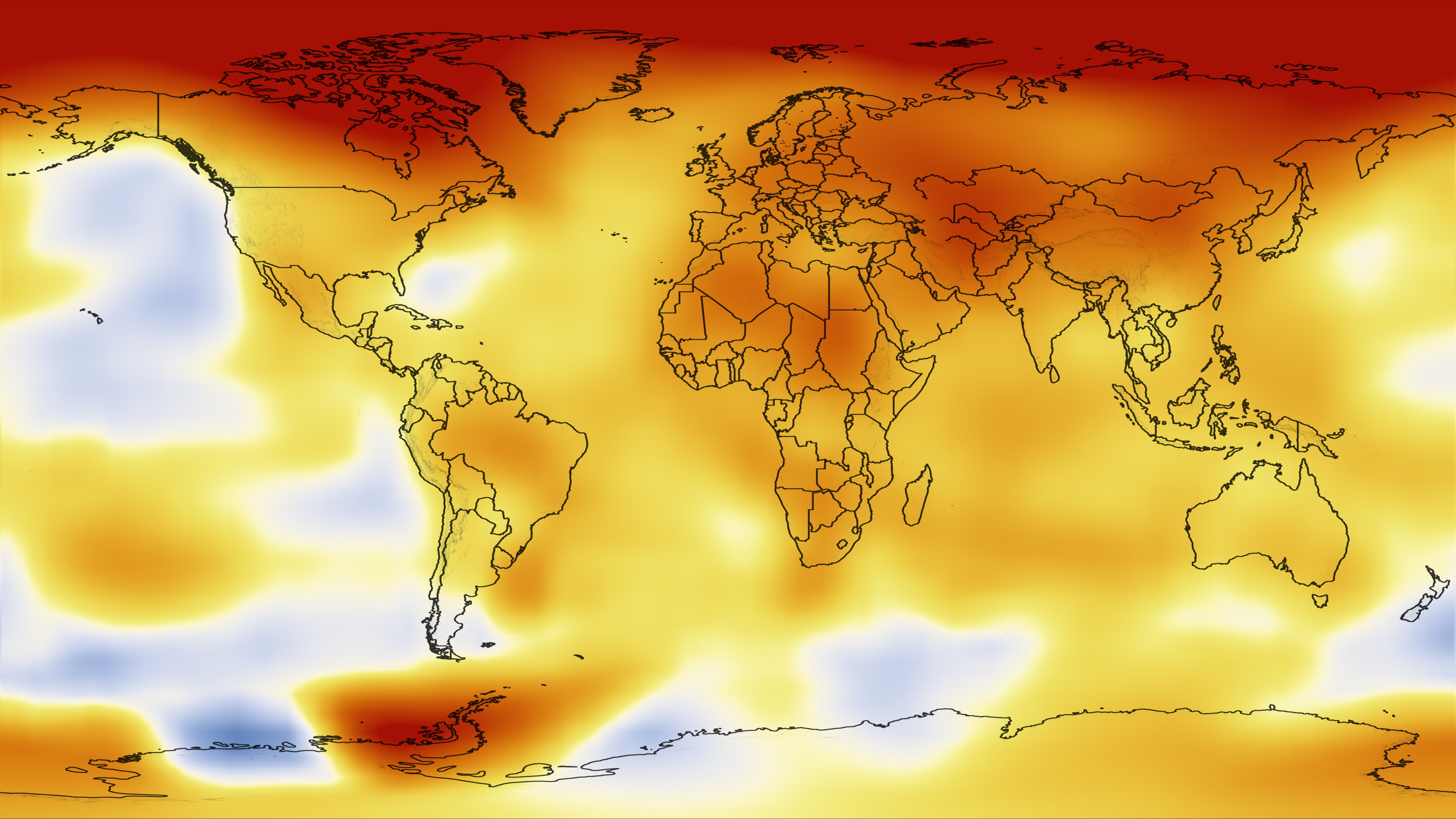 Svs five year average global temperature anomalies from 1880 to 2010 download gumiabroncs Images