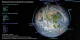 As each decadal survey satellite's orbital path is highlighted in color, the text briefly summarizes the mission's scientific goals.