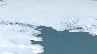 Link to Recent Story entitled: NASA Research Leads to First Complete Map of Antarctic Ice Flow