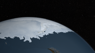 Link to Recent Story entitled: AMSR-E Antarctic Sea Ice