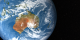 Animation of simulated clouds over Australia.