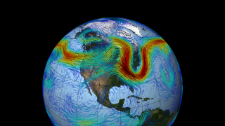 Link to Related Story entitled: The Polar Jet Stream