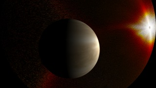 Link to Recent Story entitled: A Coronal Mass Ejection strikes Venus!