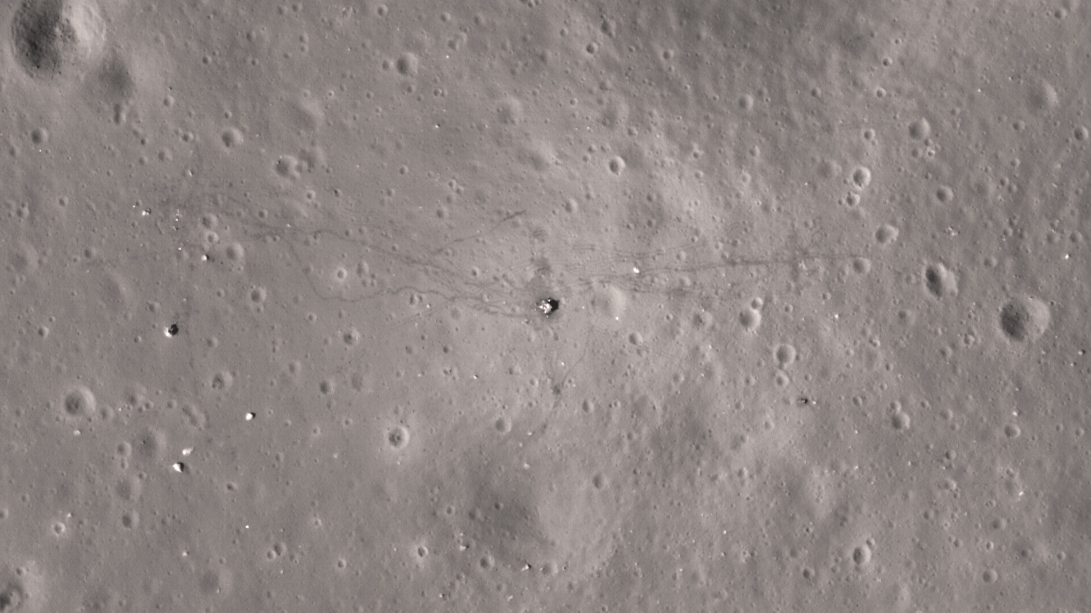 1920X1080 Apollo 18 Landing Site - Pics about space