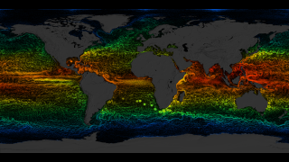 Link to Recent Story entitled: Global Sea Surface Currents and Temperature