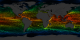 Global sea surface currents colored by temperature.  These are the assembled (contiguous) versions of the animation.  There are several resolutions to choose from, some are cropped for various purposes.  The 6840x3420 version is the complete, full resolution visualization at the appropriate 2x1 aspect ratio and has not been cropped or resized.  The time range for these visualizations is from 2007-03-25T12:00Z to 2008-03-03T12:00Z.