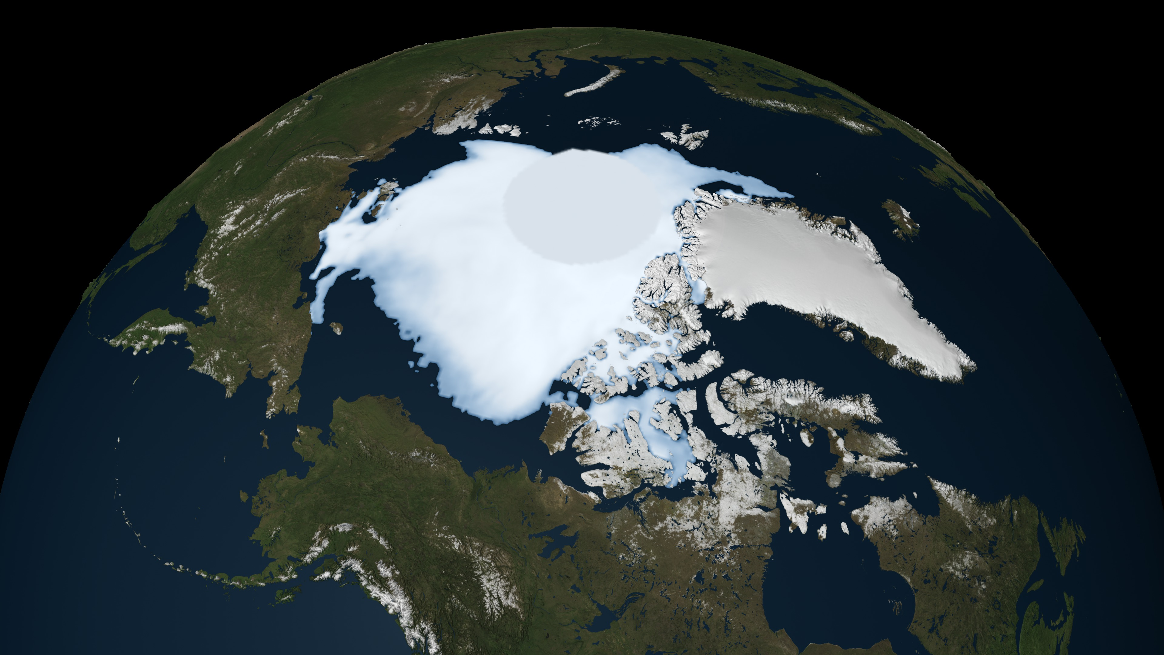 SVS: Multi-year Arctic Sea Ice