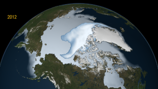Link to Recent Story entitled: Multi-year Arctic Sea Ice
