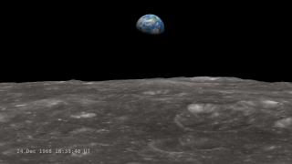 Link to Recent Story entitled: Earthrise