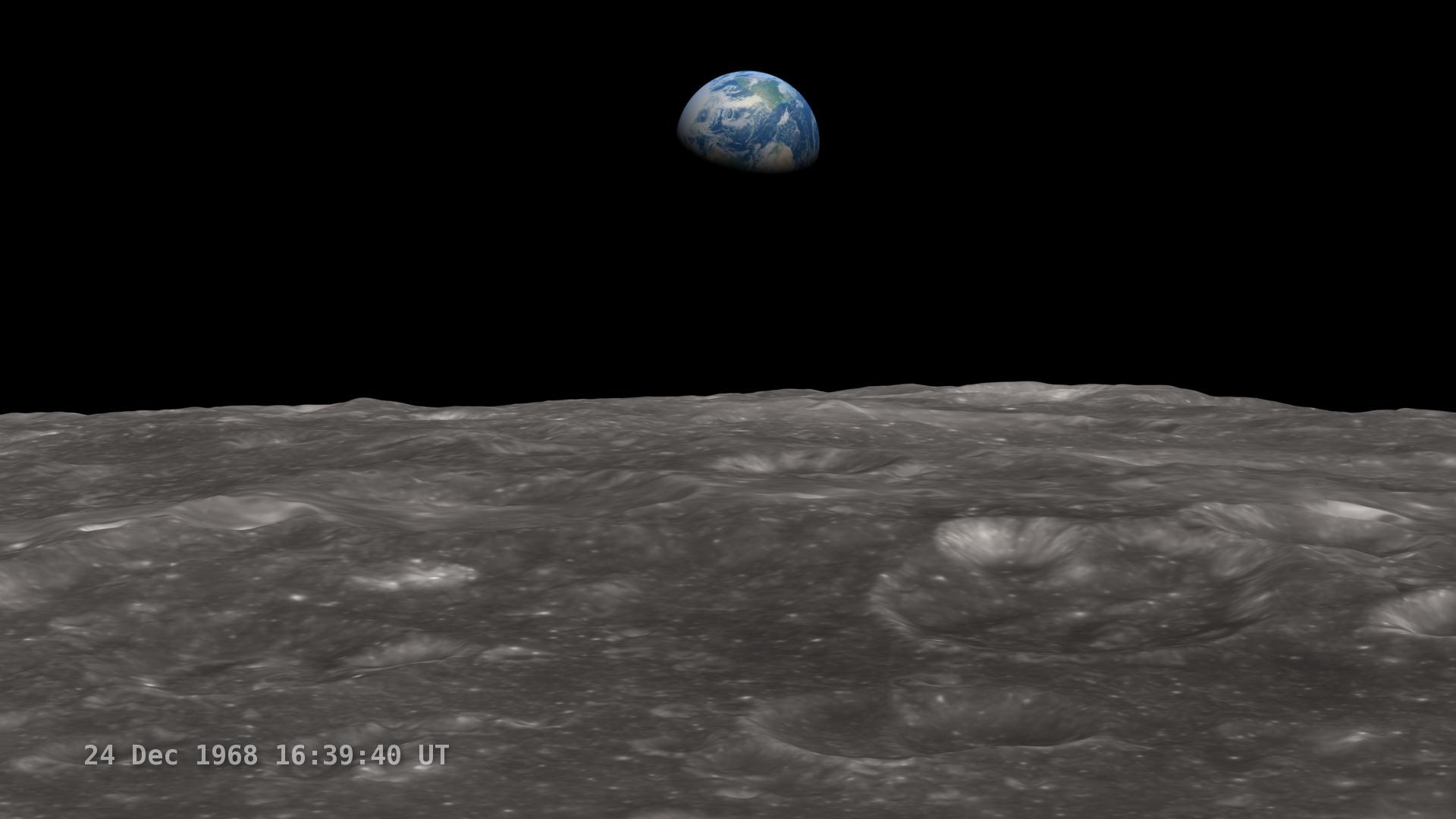 earthrise nasa - photo #30