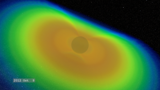 Link to Recent Story entitled: Earth's Radiation Belts (side view)