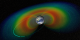 RBSP's orbit travels through the geomagnetic field and radiation belts.